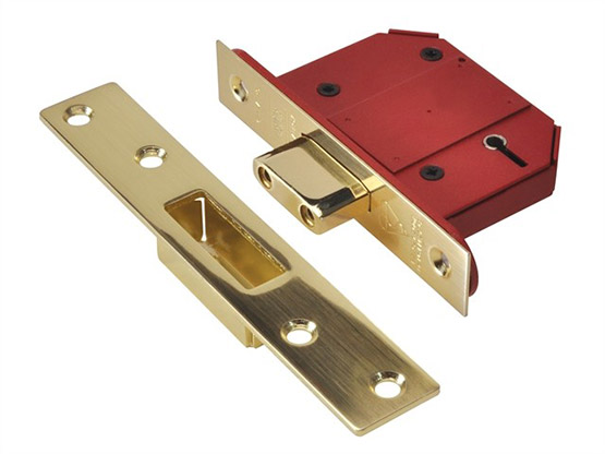 Deadlock Mortice Lock