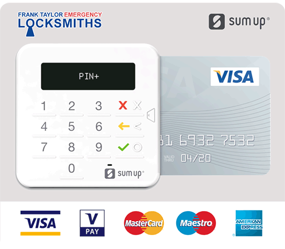 Edinburgh Locksmith Payment Options